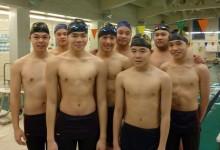 海豚游泳學員在市高中泳賽表現亮麗