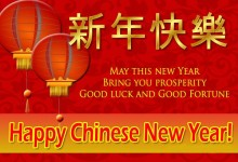 Wish you all have a prospective Chinese New Year of Monkey